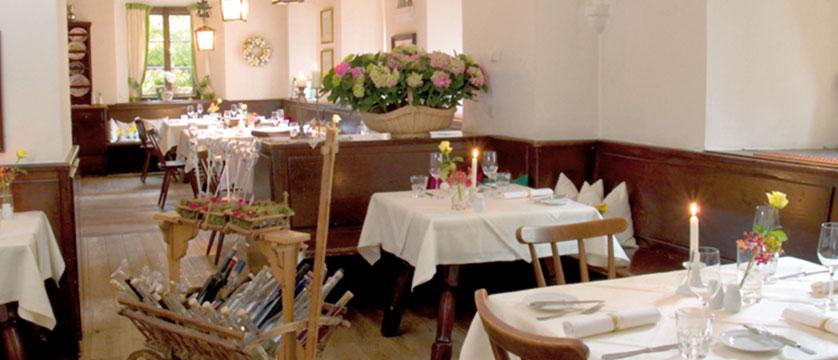 Hotel Zur Post, St. Gilgen, Salzkammergut, Austria - dining room.jpg